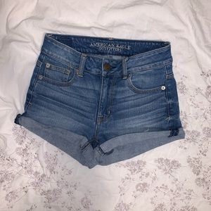 ✨2/$50✨ American Eagle Jean shorts
